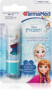EP Line Крижане серце Frozen захисний бальзам для губ SPF 10