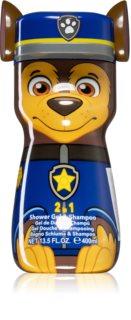 EP Line Paw Patrol Chase гель для душу та шампунь 2 в 1 для дітей