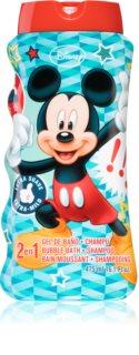 EP Line Mickey Mouse gel bain et douche pour enfant