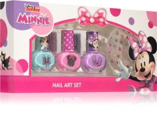 EP Line Minnie confezione regalo (per le unghie) per bambini