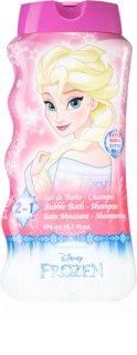 EP Line Frozen sprchový gel a šampon 2 v 1 pro děti