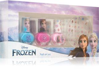 EP Line Frozen confezione regalo (per le unghie) per bambini