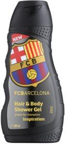 EP Line FC Barcelona Inspiration shampoo e doccia gel 2 in 1