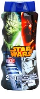 EP Line Star Wars shampoing et bain moussant