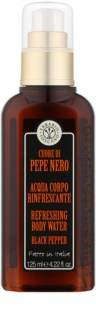 Erbario Toscano Black Pepper spray corpo per uomo