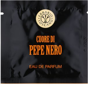 Erbario Toscano Black Pepper parfümös kendők uraknak