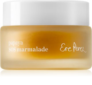 Ere Perez Papaya SOS Marmelade Balm with Nourishing and Moisturizing Effect
