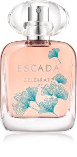 Escada Celebrate Life eau de parfum da donna