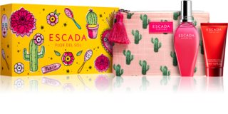 Escada Flor del Sol Gift Set I. for Women