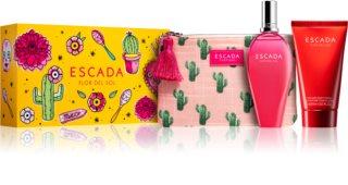 Escada Flor del Sol Gift Set  II. voor Vrouwen