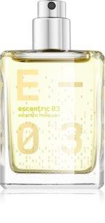 Escentric Molecules Escentric 03 eau de toilette recharge mixte