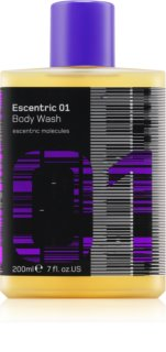 Escentric Molecules Escentric 01 gel de douche mixte