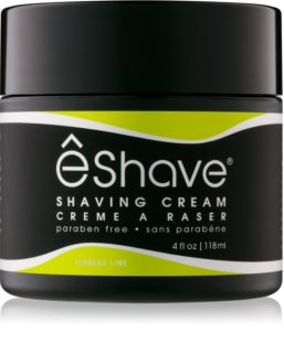 eShave Verbena Lime Shaving Cream