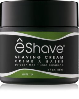 eShave White Tea Scheercreme