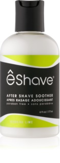 eShave Verbena Lime balsam calmant after shave