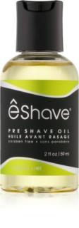 eShave Verbena Lime olej pred holením