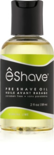 eShave Verbena Lime olej przed goleniem