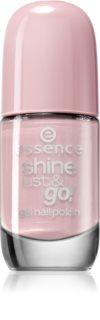 Essence Shine Last & Go! körömlakk