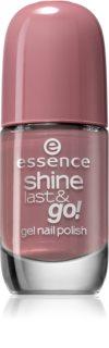 Essence Shine Last&Go! körömlakk