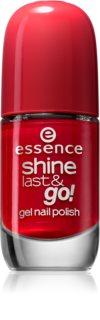 Essence Shine Last & Go! vernis à ongles gel