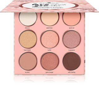 Essence Love What You Do Lidschatten-Palette