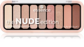 Essence The Nude Edition paleta senčil za oči
