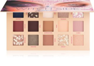 Essence Witch Side paleta de sombras de ojos