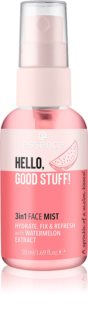 Essence HELLO, GOOD STUFF! Watermelon brume visage 3 en 1