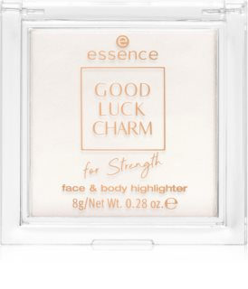 Essence Good Luck Charm For Strength enlumineur  visage et corps