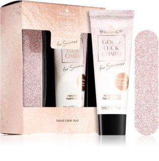Essence Good Luck Charm For Success coffret (para mãos e unhas)