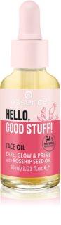 Essence Hello, Good Stuff! Rosehip Seed Oil ulei hranitor pentru piele
