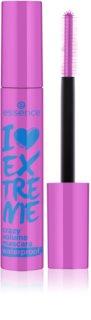 Essence I LOVE EXTREME mascara waterproof per un volume extra
