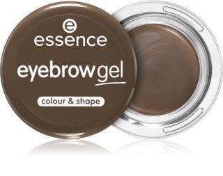 Essence Colour & Shape gel pentru sprancene