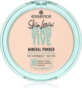 Essence Skin Lovin' Sensitive minerálny púder