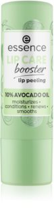 Essence Lip Care Booster scrub labbra con avocado