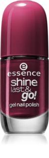 Essence Shine Last & Go! gel lak za nokte