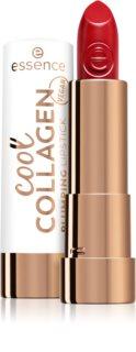 Essence Cool Collagen Plumping ošetrujúci rúž s chladivým účinkom
