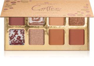 Essence Coffee to glow Παλέτα σκιών για τα μάτια
