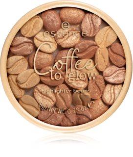 Essence Coffee to glow подсвечивающая пудра