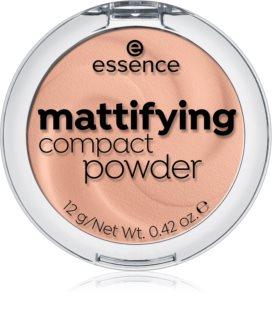 Essence Mattifying poudre compacte effet mat