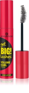 Essence Get Big! Lashes Volumen-Mascara für geschwungene Wimpern