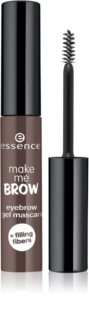 Essence Make Me Brow gel za obrvi