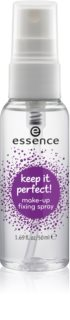 Essence Keep it Perfect! spray utrwalający makijaż