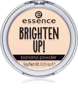 Essence Brighten Up! pó matificante