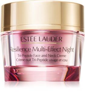 Estée Lauder Resilience Multi-Effect Night crema de noapte cu efect lifting  pentru față și gât