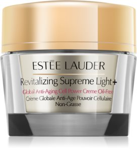 Estée Lauder Revitalizing Supreme Light + crema anti-rid cu extract de Moringa oil free