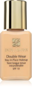 Estée Lauder Mini Double Wear Stay-in-Place  Langaanhoudende Make-up  SPF 10