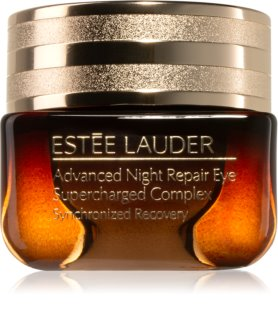 Estée Lauder Advanced Night Repair Eye Supercharged Complex Genoprettende øjencreme til at behandle rynker, hævelser og mørke rande