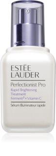 Estée Lauder Perfectionist Pro Rapid Brightening Treatment Ferment² + Vitamin C élénkítő szérum a pigment foltok ellen