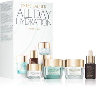 Estée Lauder All Day Hydration Protect + Glow Set подарунковий набір (для обличчя та очей)